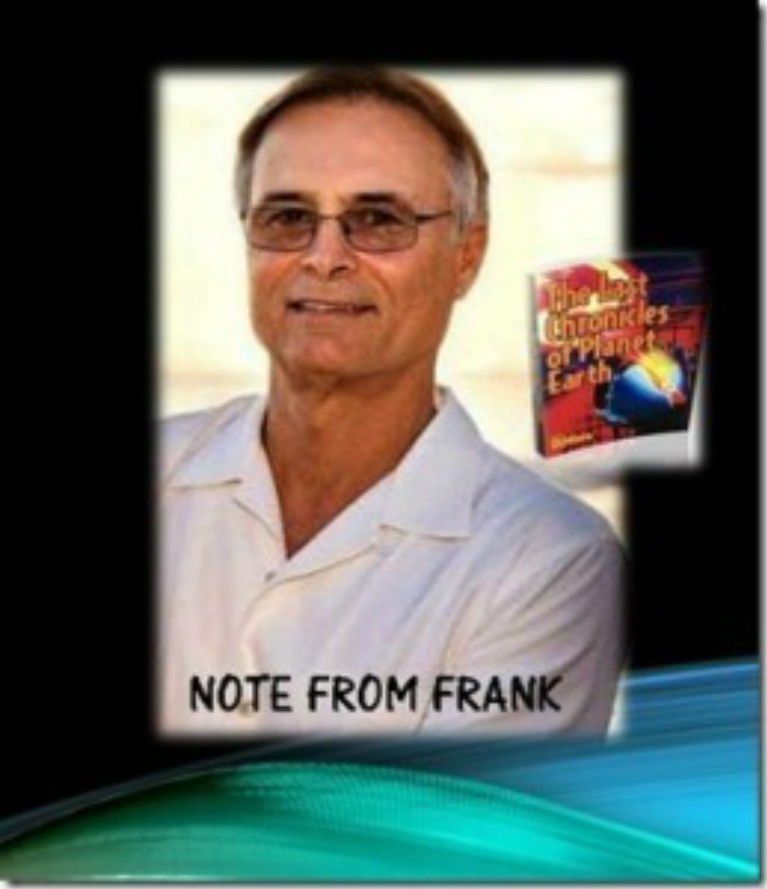 Image result for note from frank