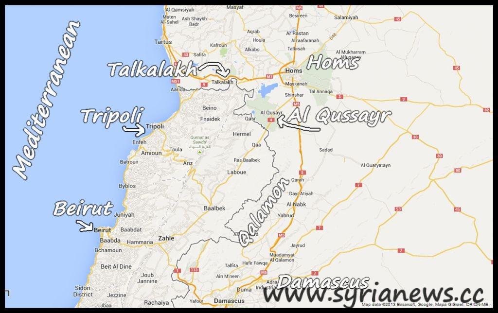 syria-qalamoun-map
