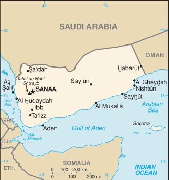 yemen-map