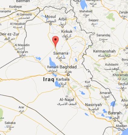 Beiji Iraq
