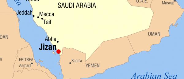 Jizan Saudi