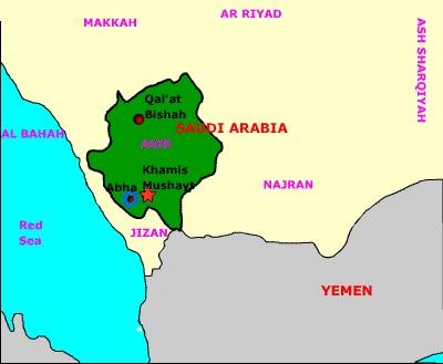 Khamis Mushayt Saudi
