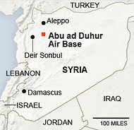 Abu ad Duhur Air Base