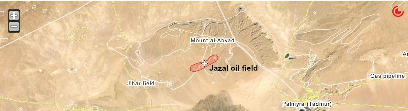 Jazal oil field