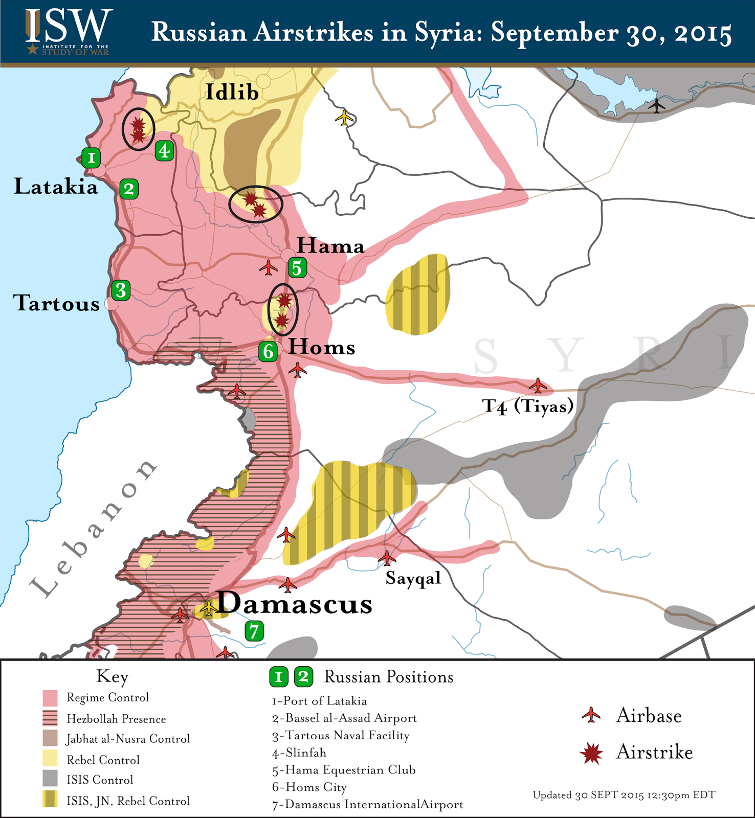 Russian Airstrikes 30 SEPT 2015-1