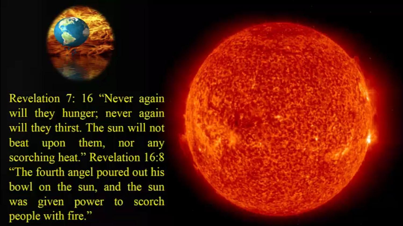 sun revelation