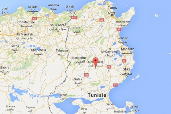 Five-militants-one-soldier-killed-during-firefight-in-central-Tunisia