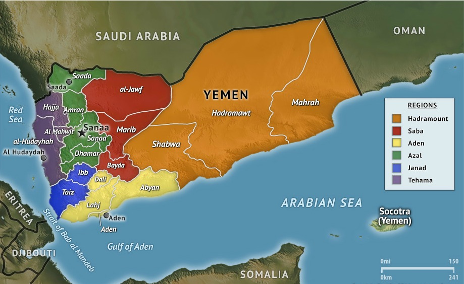 yemen provinces 2