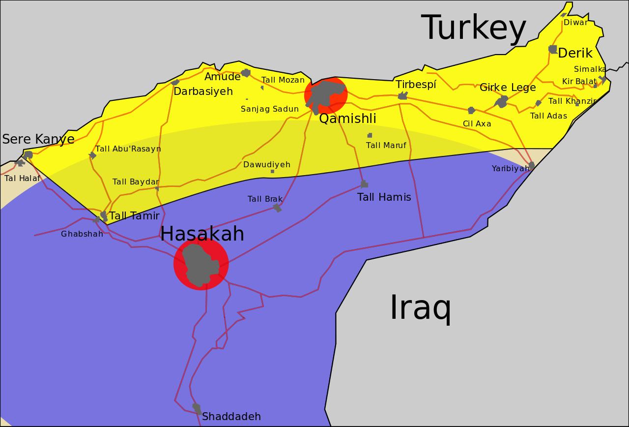 Hasakah province
