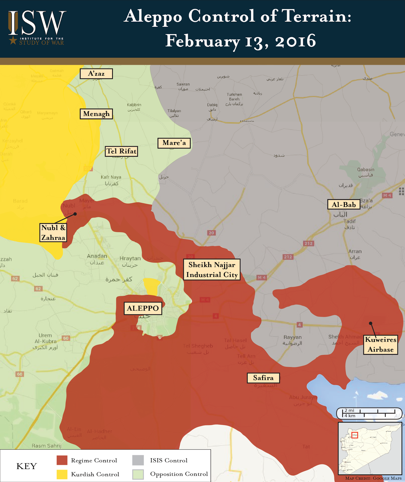 Aleppo Control Map - Aleppo Backgrounder FEB 2016-01 (4)