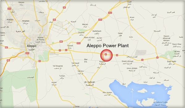 Aleppo Power Plant