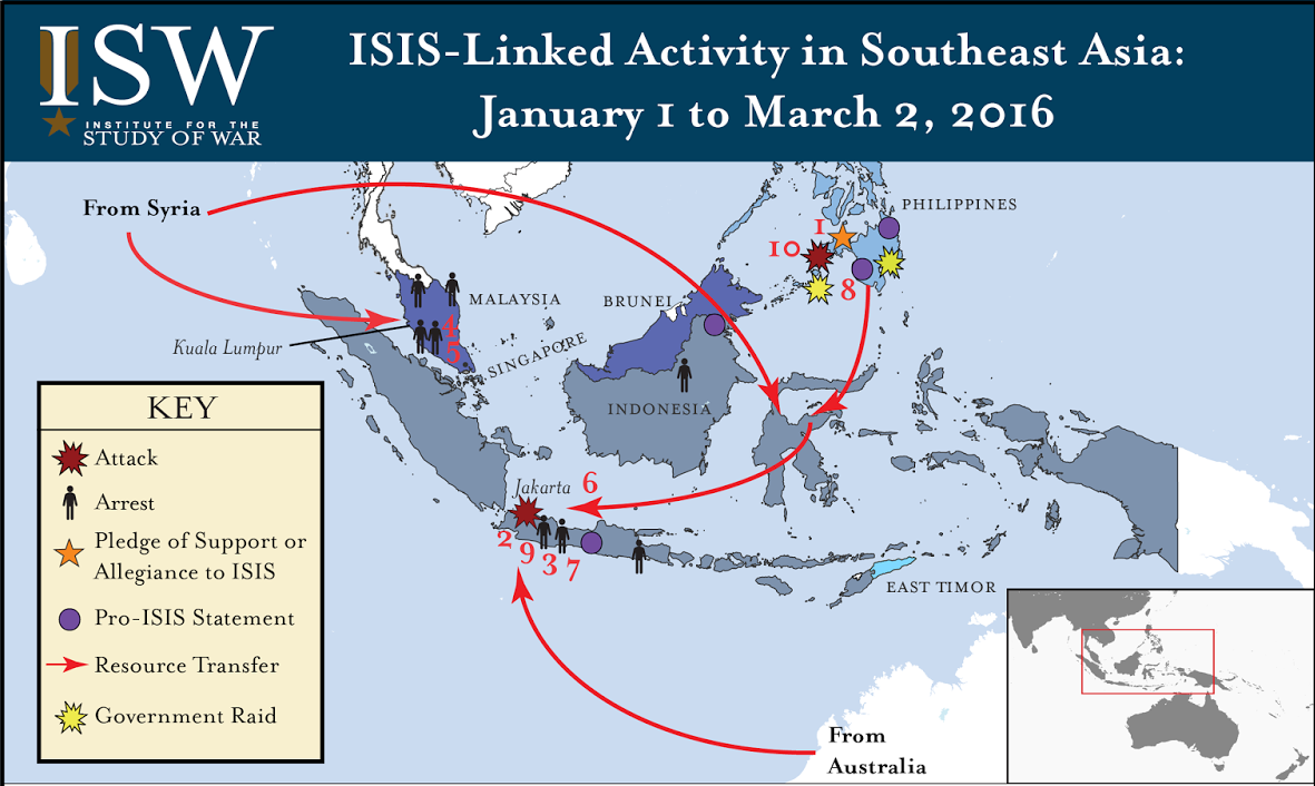 ISIS in Southeast Asia 1