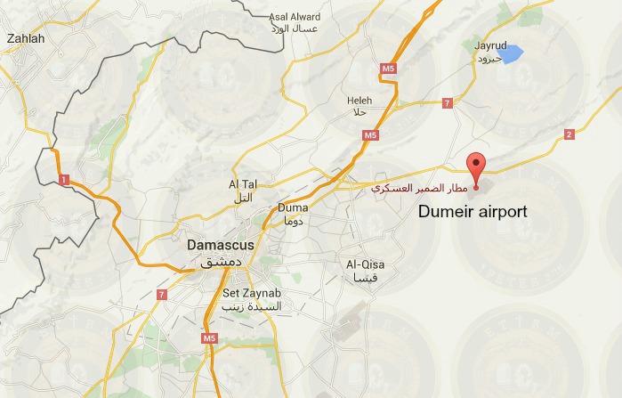 Dumeir airport
