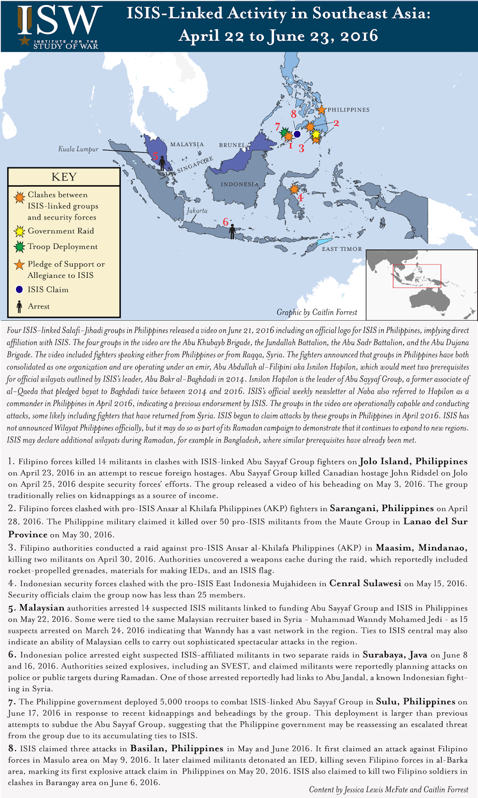 ISIS in SE Asia JUN 2016-01
