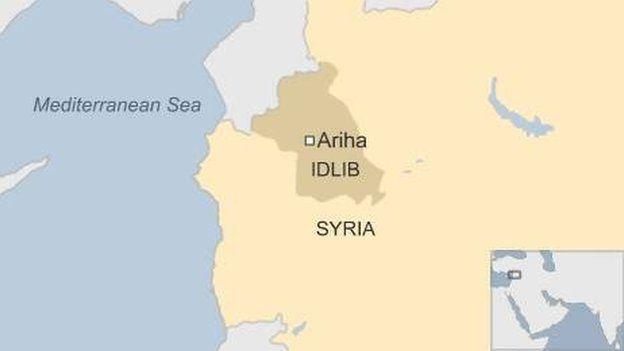 Ariha Idlib