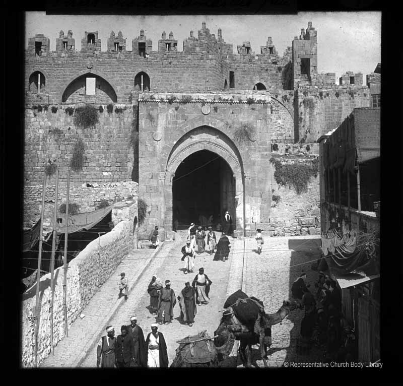 Damascus Gate 1897