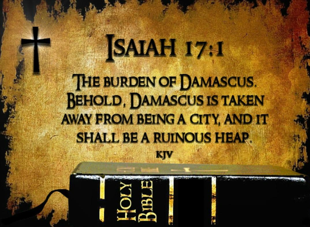 damascus-isaiah-17