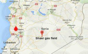 shaer-gas-field
