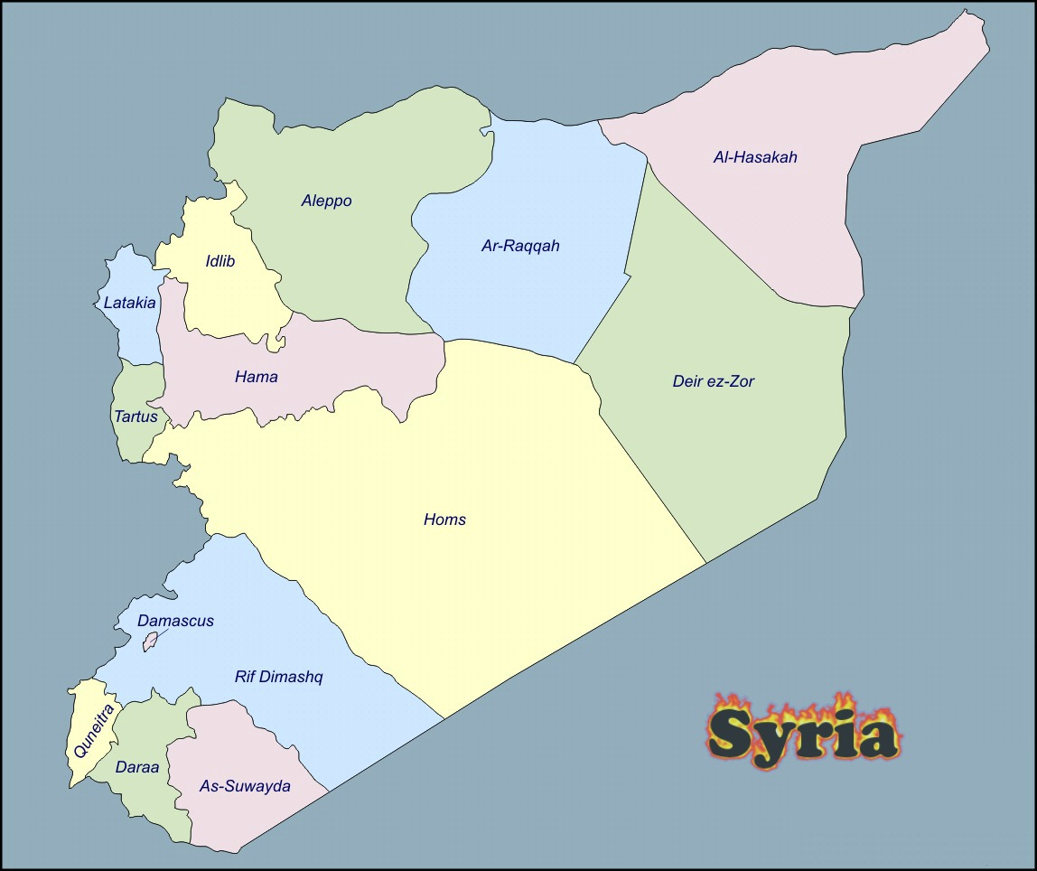 syria-by-province