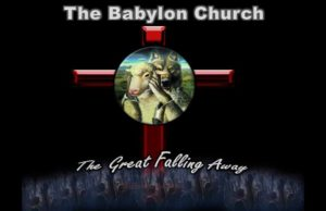 apostacy Babylon